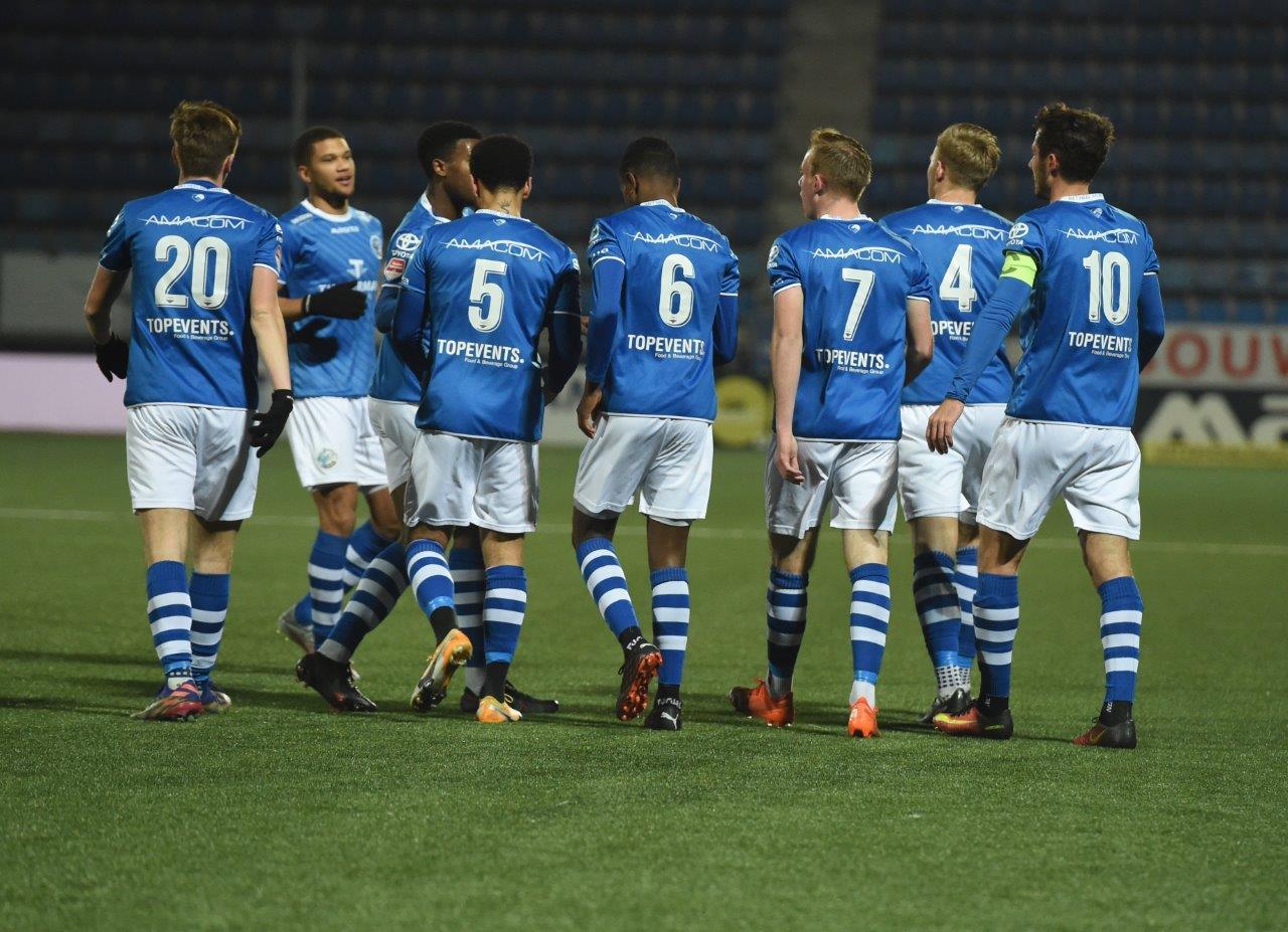 FC Den Bosch biedt zeven selectiespelers (voorlopig) geen nieuw contract aan