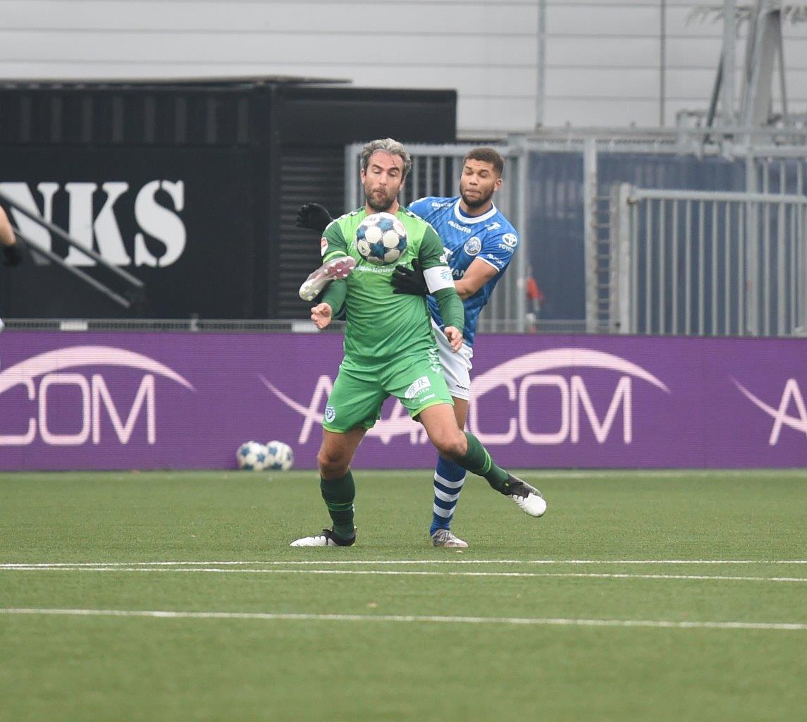 FC Den Bosch verliest nipt van De Graafschap